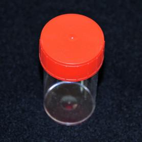 Flacons à Prélevement Cristal ( x10 )