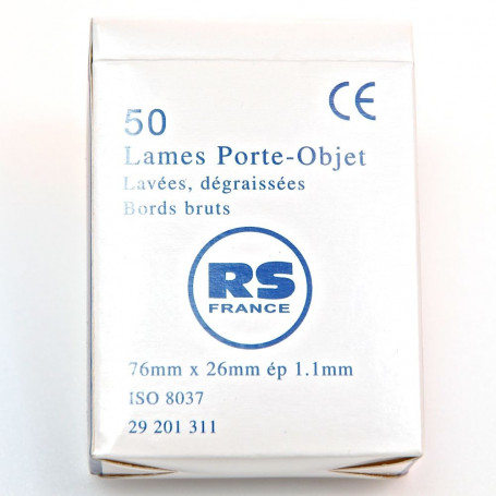 Lames Porte Objets 76 x 26 x 1mm